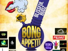 Blissful Budz Bong Appetit Hosted by Trichome Honey Concepts (DC) June 2 2018