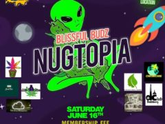 Blissful Budz Nugtopia Hosted by Trichome Honey Concepts (DC) June 16 2018