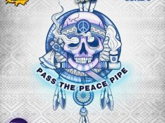 Blissful Budz Pass the Peace Pipe by Trichome Honey Concepts (DC) June 9 2018