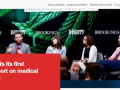 Brookings debuts its first documentary-short on medical marijuana in DC