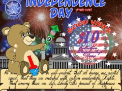 Cannabis Karma Presents Independence Day Private Event (DC) July 2 2018