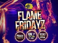 Flame Fridayz Summer SESH Hosted by Trichome Honey Concepts (DC) June 1 2018