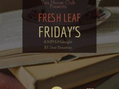 Fresh Leaf Friday's Hosted by Herbaceous DC (DC) June 15 2018