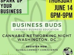 GlobalCannect X Caniventures Business Buds 2018 (DC) June 14 2018