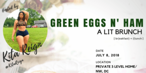 Green Eggs N' Ham by Smart People Toke (DC) July 8 2018