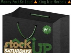 Stock Up Saturdays hosted by Manny Packbe Loud (DC) June 9 2018