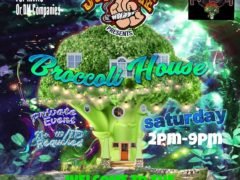 The BROCCOLI HOUSE Hosted by JusBlaze (DC) June 9 2018