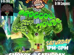 The Broccoli HOUSE Hosted by JusBlaze (DC) June 16 2018