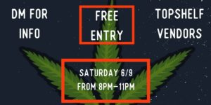 The Kickback - The Best I-71 Compliant Party (DC) June 9 2018