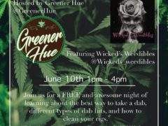 Wicked's Weedibles presents Dabbing 101 (DC) June 10 2018