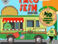 2nd Annual Taco Sesh Hosted by Cannabis Karma (DC) July 20 2018