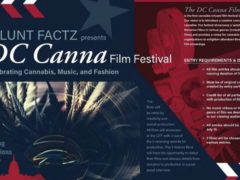 Blunt Factz DC Canna Film Festival entry submissions due July 15 2018