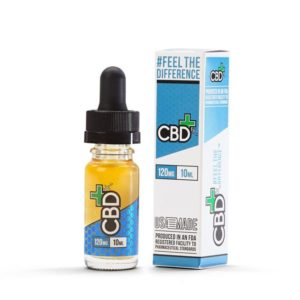 CBDFX CBD Oil Vape Additive 120mg