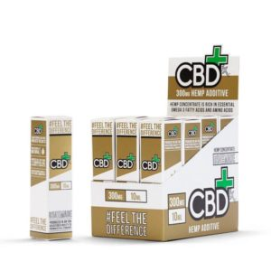 CBDFX CBD Oil Vape Additive 300 mg 12 Pack