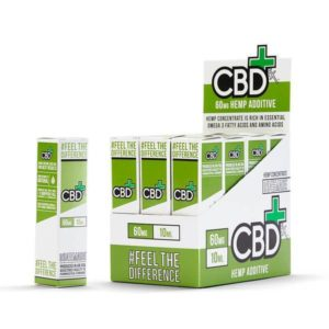 CBDFX CBD Oil Vape Additive 60mg 12 Pack