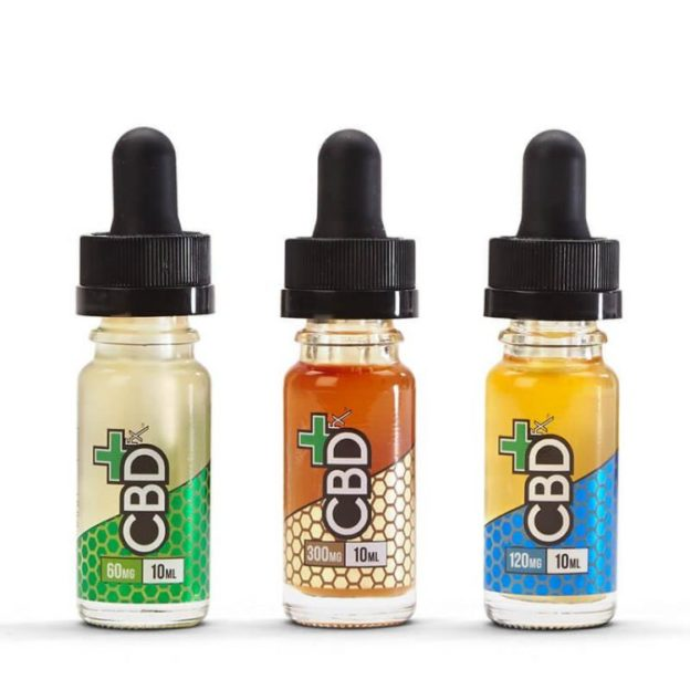 CBDFX CBD Oil Vape Additive Trio Pack