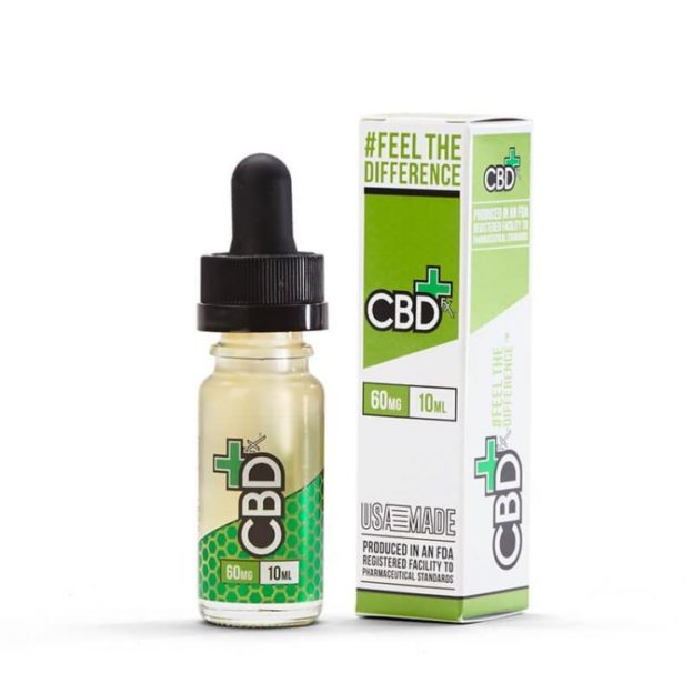 CBDFX CBD Vape Oil Additive 60mg