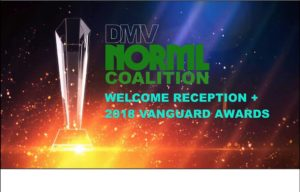 DMV NORML Coalition Vanguard Awards & Welcome Reception (DC) July 22 2018