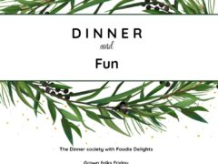 Dinner & Fun By Foodie Delights (DC) July 13 2018