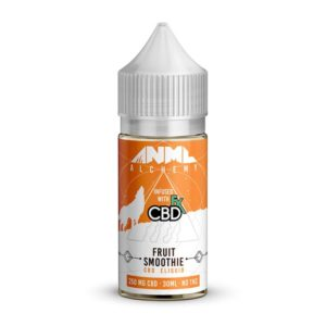 Fruit Smoothie CBD E-liquid by Anml Alchemy