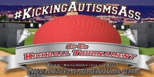 Kicking Autism's Ass by DC SCROGER (DC) July 28 2018