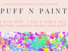 Puff N Paint (DC) July 8 2018
