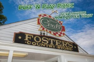 Puff 'N Play Picnic Hosted by Maryjanechronicles (MD) July 22 2018