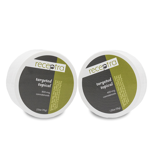 Receptra Targeted Topical CBD