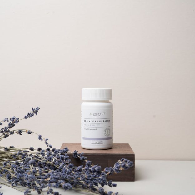 Sagely Naturals Tranquility Capsules