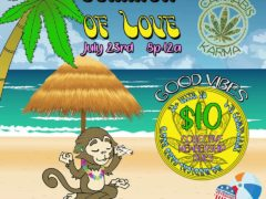 The Summer of Love Hosted by Cannabis Karma (DC) July 23 2018