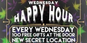 WEDNESDAY HAPPY HOUR! AN i71 COMPLIANT EVENT by otpconcessionsdc (DC)
