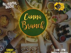 Blissful Budz Canna Brunch by Trichome Honey Concepts (DC) August 19 2018