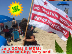 DCMJ & MDMJ Beach Day! (MD) September 16 2018