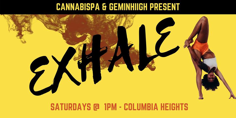 Exhale Hosted by Geminhiigh (DC) August 18 2018