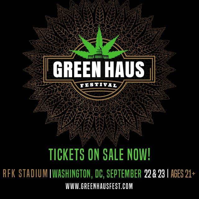 Greenhaus Festival (DC) September 22 2018