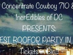 Incredibles of DC w/Phone Homie present Saturday Sesh (DC) August 25 2018