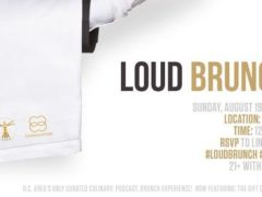 LOUD BRUNCH by THE GIFT x CANNACATION (DC) August 19 2018
