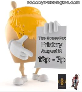 The Honey Pot DC featuring Scooby Dabbington (DC) August 31 2018