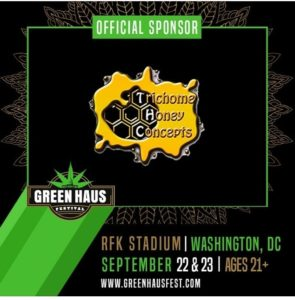 Blissful Budz At Green Haus Festival (DC) September 22 - 23 2018