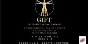 CBC 420 Soirée. Celebrate The Day of Hearts by Joint Meditations (DC) September 14 2018