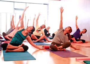 Gentle Yoga Hosted by Curio Wellness (MD) October 6 2018