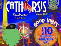 Good Vibes The Catharsis FUNdraiser (DC) September 17 2018
