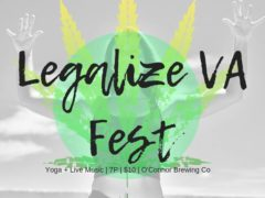 Legalize VA Fest Yoga Sesh (VA) September 21 2018