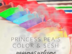 Princess Pea's Color & Sesh Hosted by CannaBus DC (DC) September 27 2018