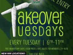 Takeover Tuesdays at Rabble Dabble (DC) November 6 2018