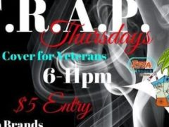 #TrapThursdaysDC Hosted by IssaSnack Edibles (DC) September 20 2018