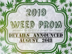 Weed Prom 2019 hosted by Charm City Cannabis Connoisseurs (MD) May 4 2019