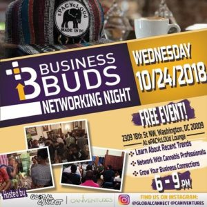 Business Buds Networking Session (DC) October 24 2018