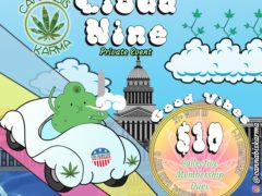 Cannabis Karma presents Cloud Nine (DC) October 22 2018