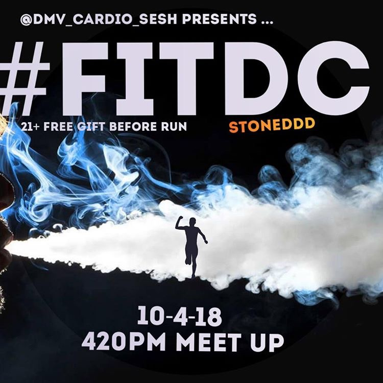 DMV Cardio Sesh presents #FitDC (DC) October 4 2018